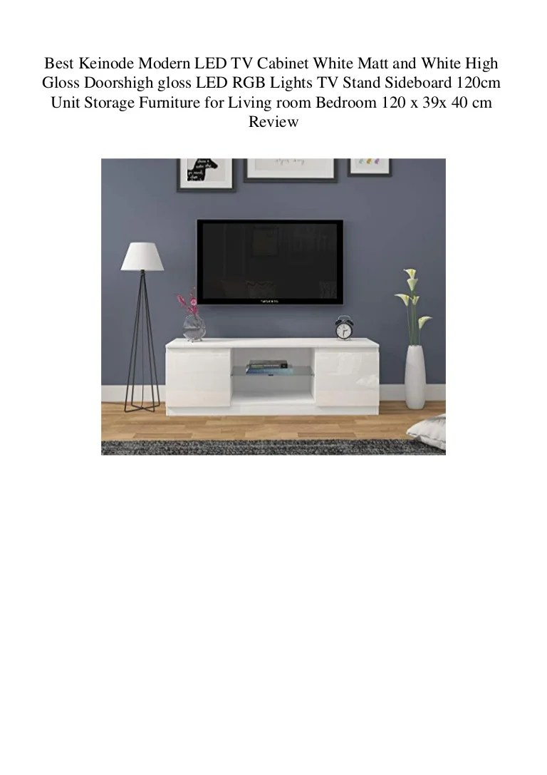best keinode modern led tv cabinet