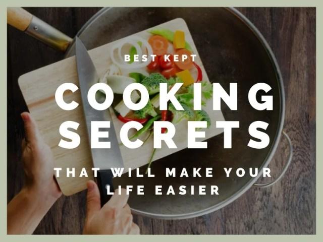 Image result for cooking secrets