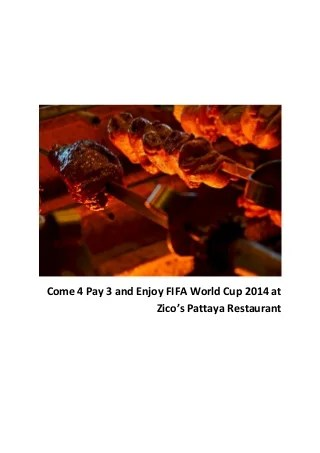 Pattaya Restaurant