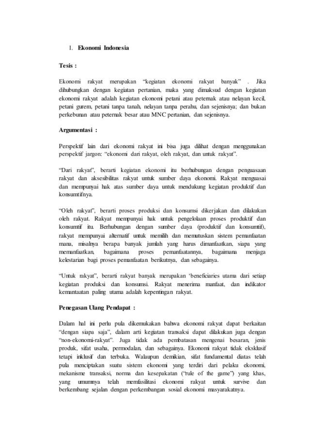 Contoh teks eksposisi 2