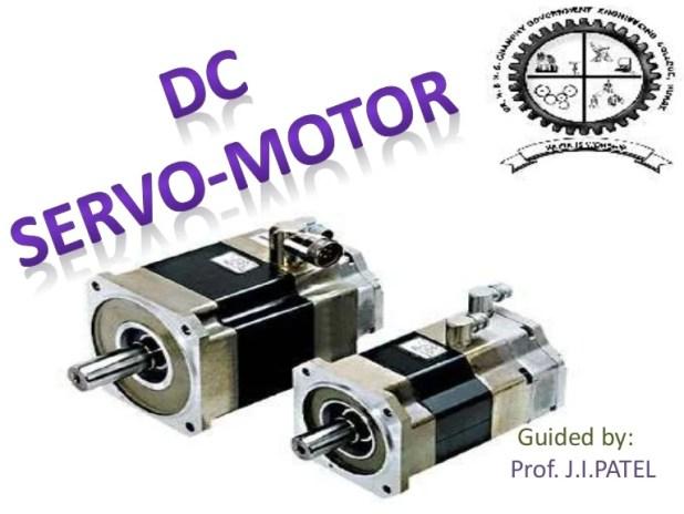 Servo motor basics for Industrial servo motor tutorial