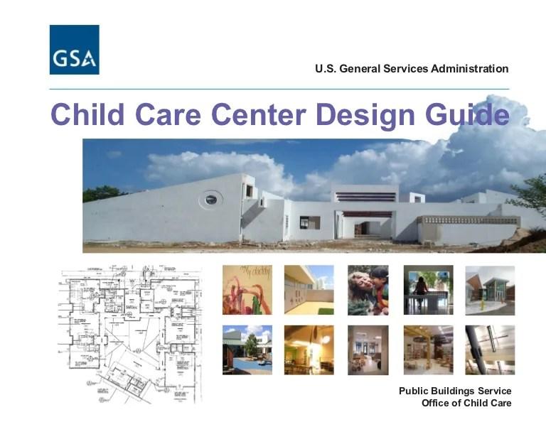 Child Care Centre Design Guide