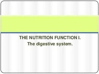 'digestive system' on SlideShare