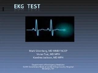 Ekg Test Upload