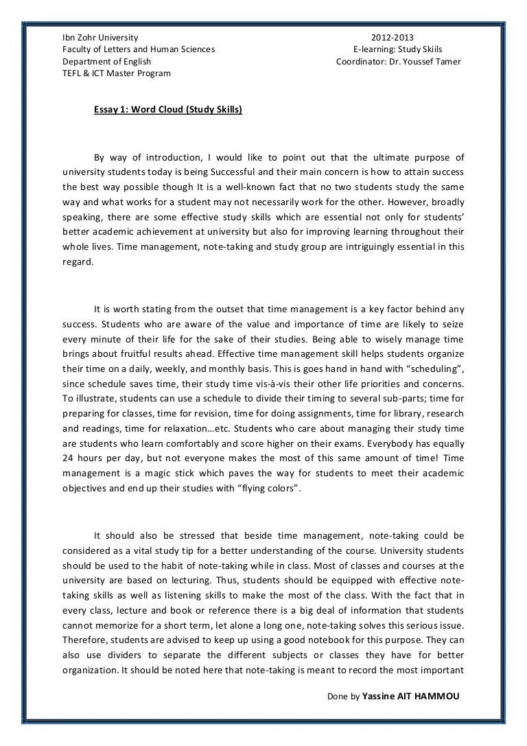 Effective Leadership Essay  Descriptive Essay About My Best Friend also High School Essay Example Essay On Importance Of Time Management Skills  Mistyhamel Argumentative Essay On Immigration