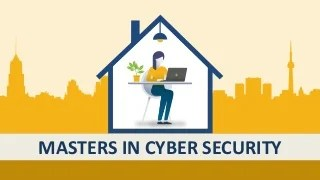 Masters in cyber security