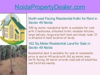 Builder Kothi for Sale in Sector 49 Noida