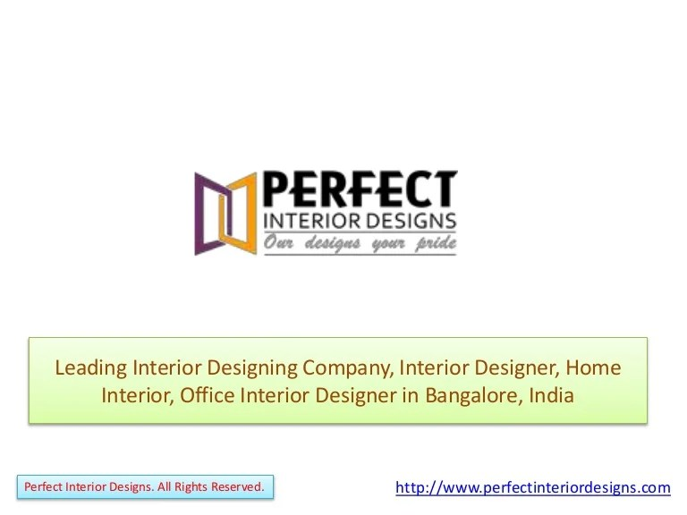Interior designer names list for Interior design office names