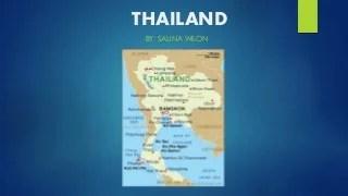 Language Thailand