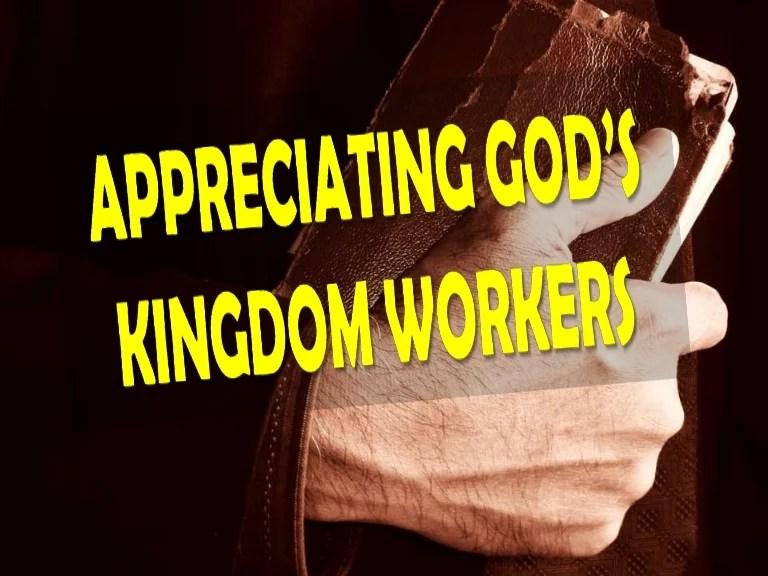 Pastor's Appreciation Day