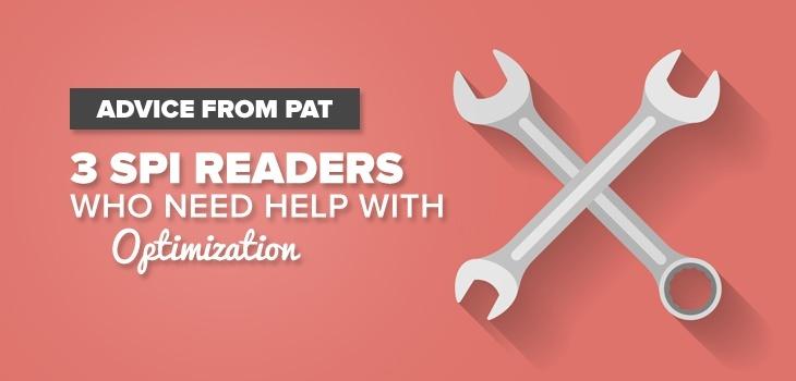 3 SPI Readers Who Need Help With Optimization