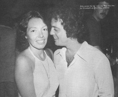 Billy and his first ex-wife | Billy Joel Official Site