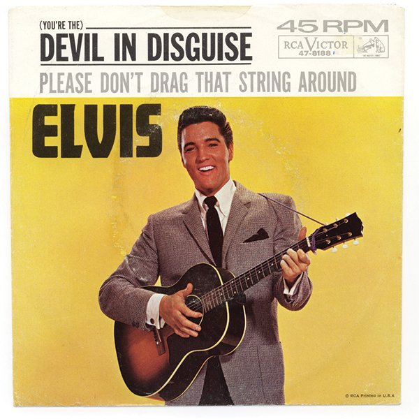 (You're The) Devil In Disguise | Elvis Presley Official ...