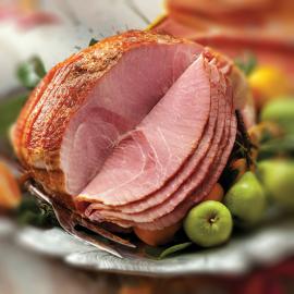 Sugar Cured Ham Brown Sugar Spiral Ham