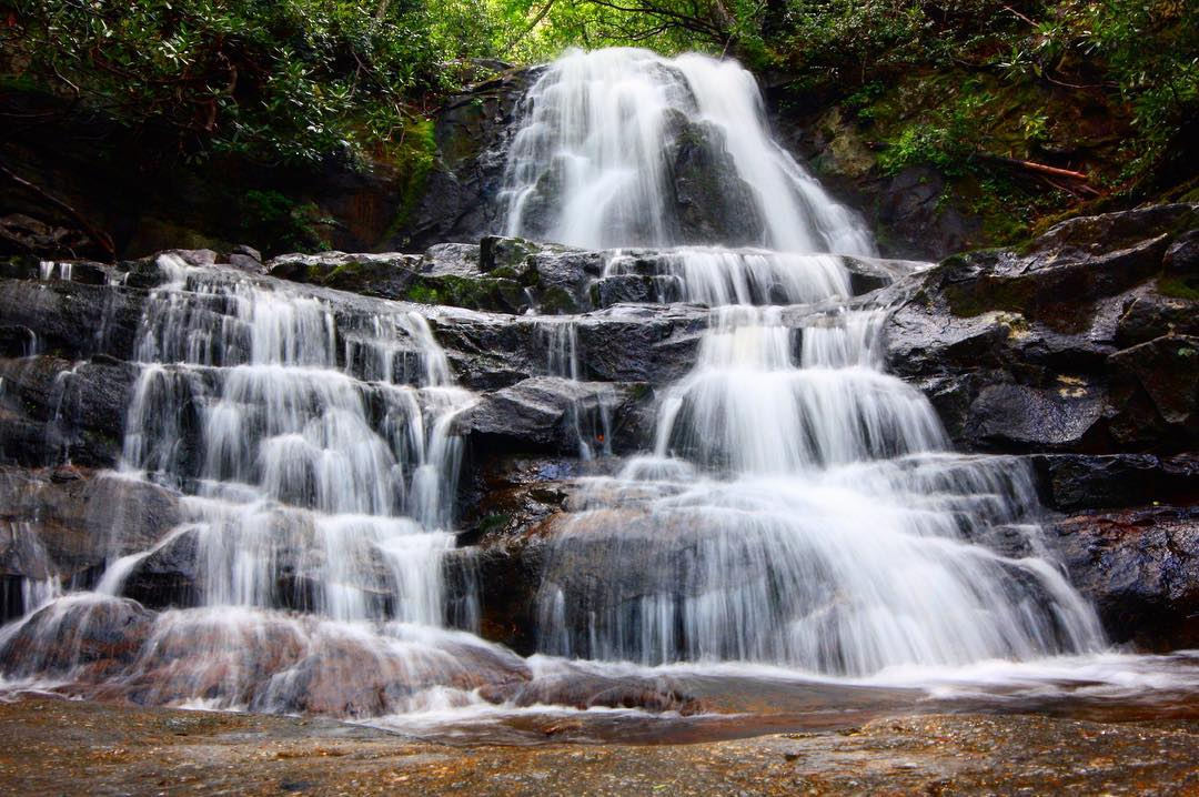 You'll hike the laurel falls trail · 2.6 miles round trip hike · allow around 2 hours · gatlinburg to laurel falls trailhead is around a 20 minute drive · official. Laurel Falls Trail Review W Photos High Resolution Video