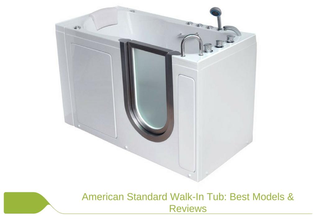 American Standard Walk-In Tub