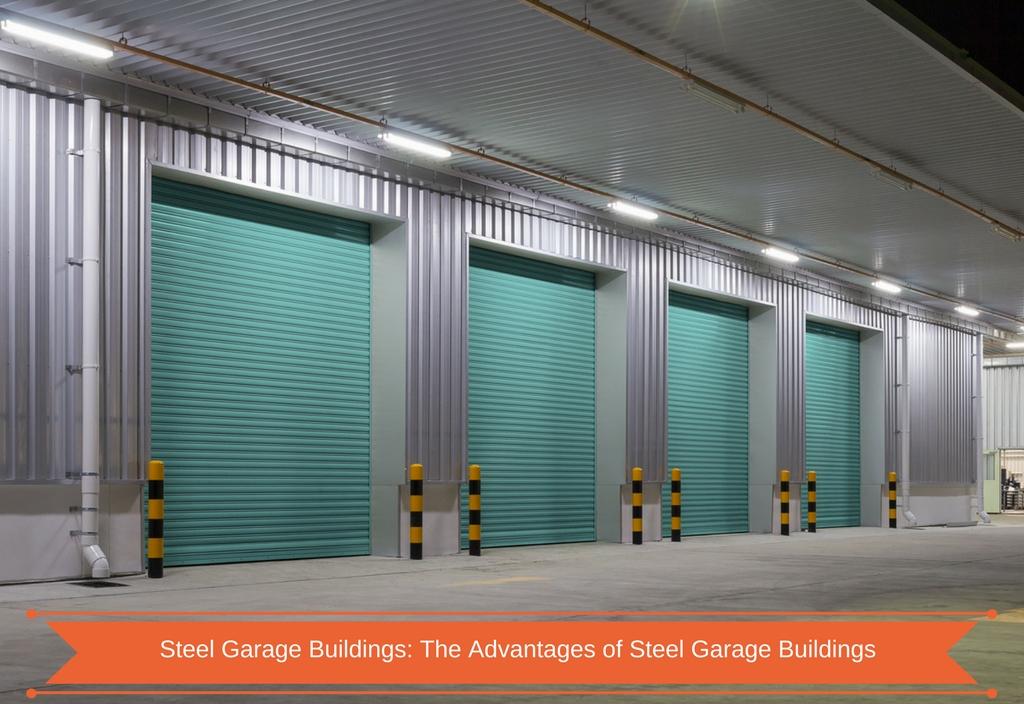 Steel Garage Buildings