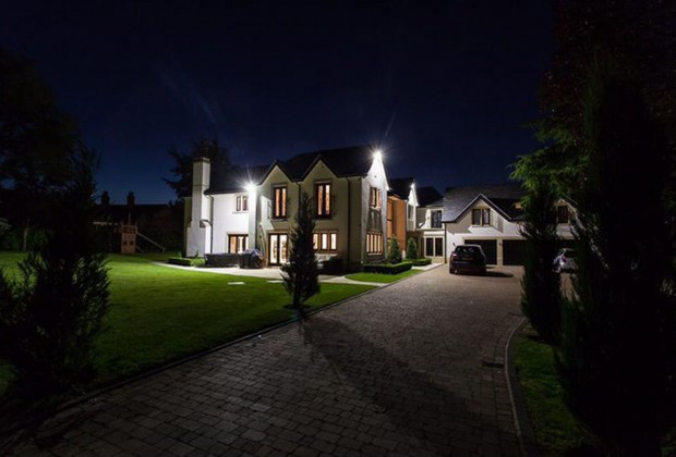 inside di maria s old luxury mansion