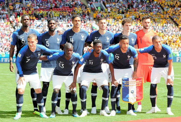 Could you recognize them on sight? France Announce Squad For Euro 2020 Qualifiers Snub 9 Stars