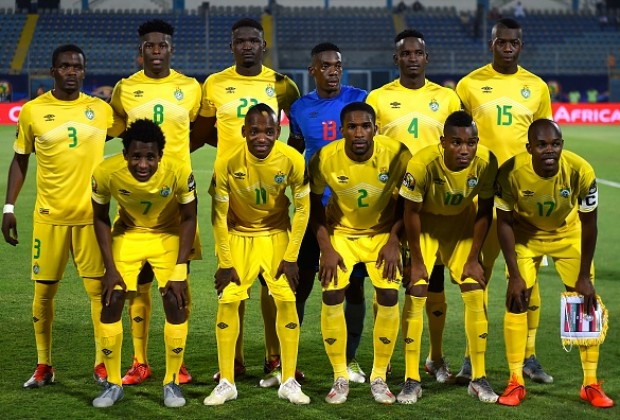 Zimbabwe Announce New-Look Squad For Fifa World Cup Qualifiers
