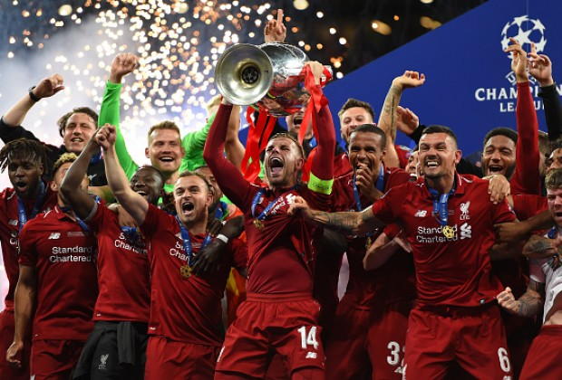 Liverpool Confirm Squad For UEFA Champions League Knockout ...