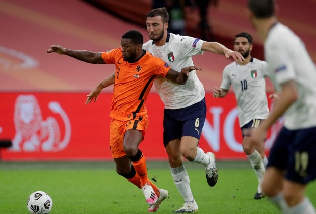 UEFA Nations League: Italy Overtake Netherlands In Group 1
