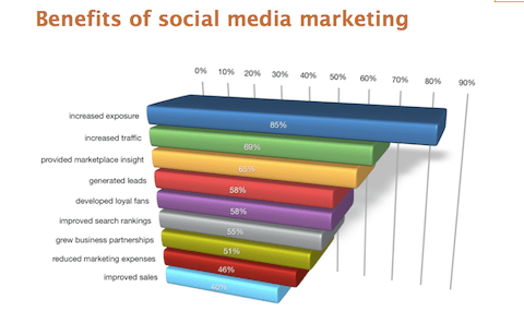2012 social media marketing industry report