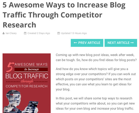 Blogging Basics: How to Write Blog Posts People Love to ...