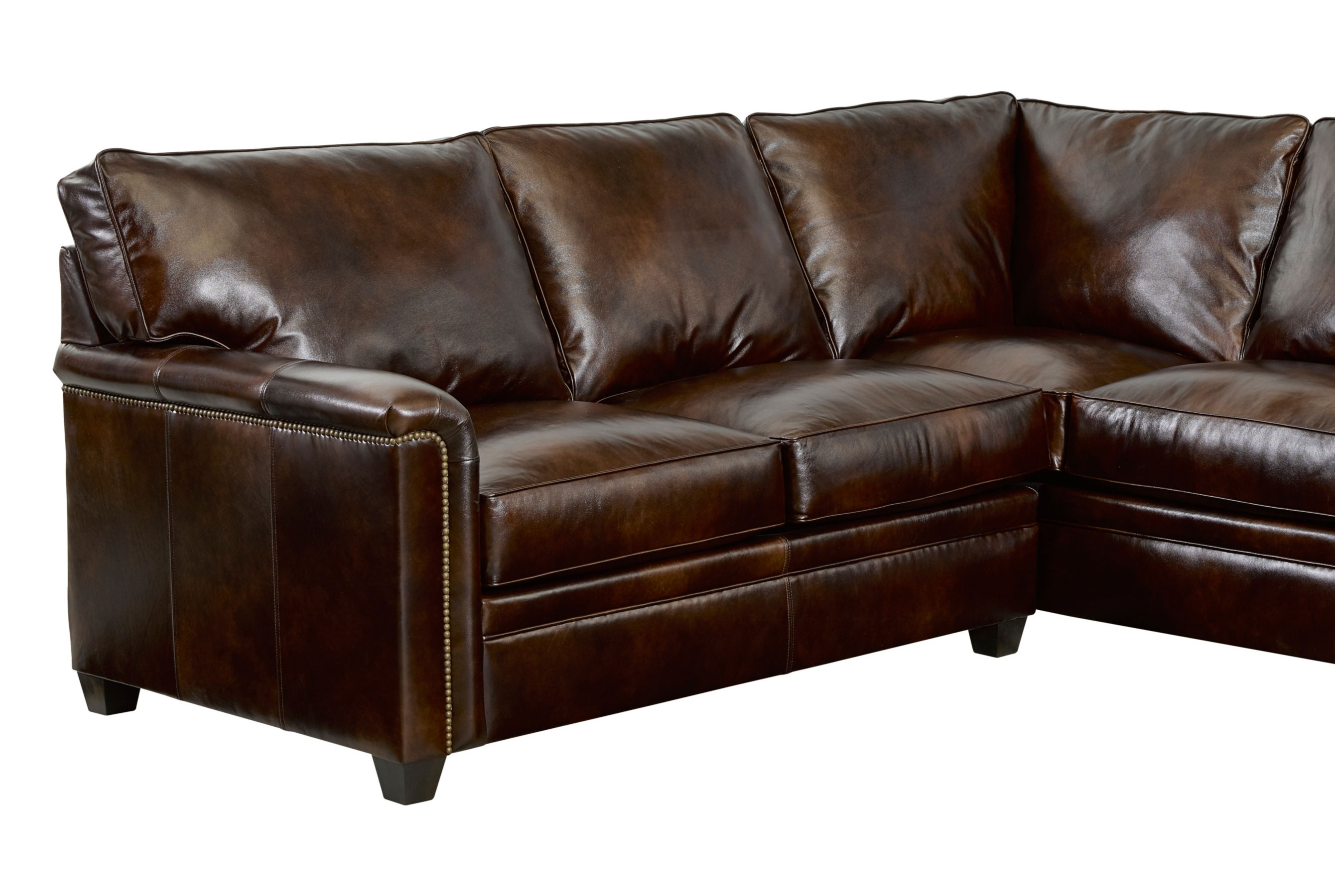 leather sectional sofas and sectionals