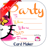 Install Kitty Party Invite Card Maker Android In Pc Windows 7 8 10 Or Mac