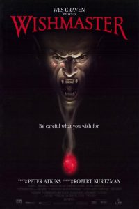 Wishmaster 1997 Poster