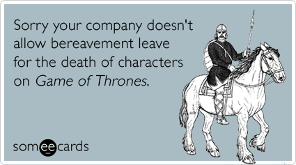 game of thrones dead characters
