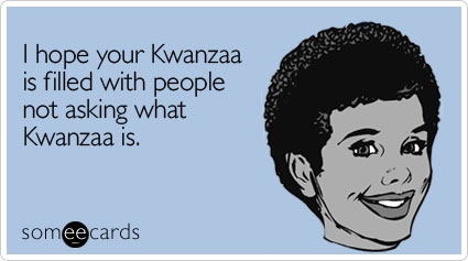 Image result for kwanzaa memes