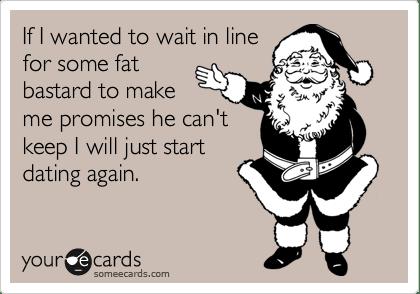 Daten rond Kerstmis