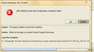 How to Install Oracle 18c Database on Windows 7 / 8 / 10