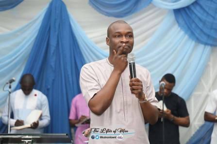 Apostle Joshua Selman Nimmak - The Lifter Of Men (Part 1) Mp3 Download