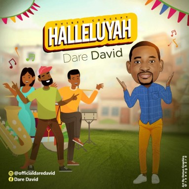 Dare David - Hallelujah (Lyrics)