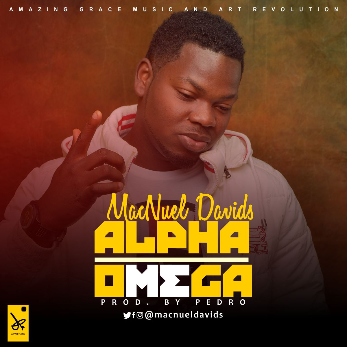 MacNuel Davids Alpha-Omega Mp3 Download