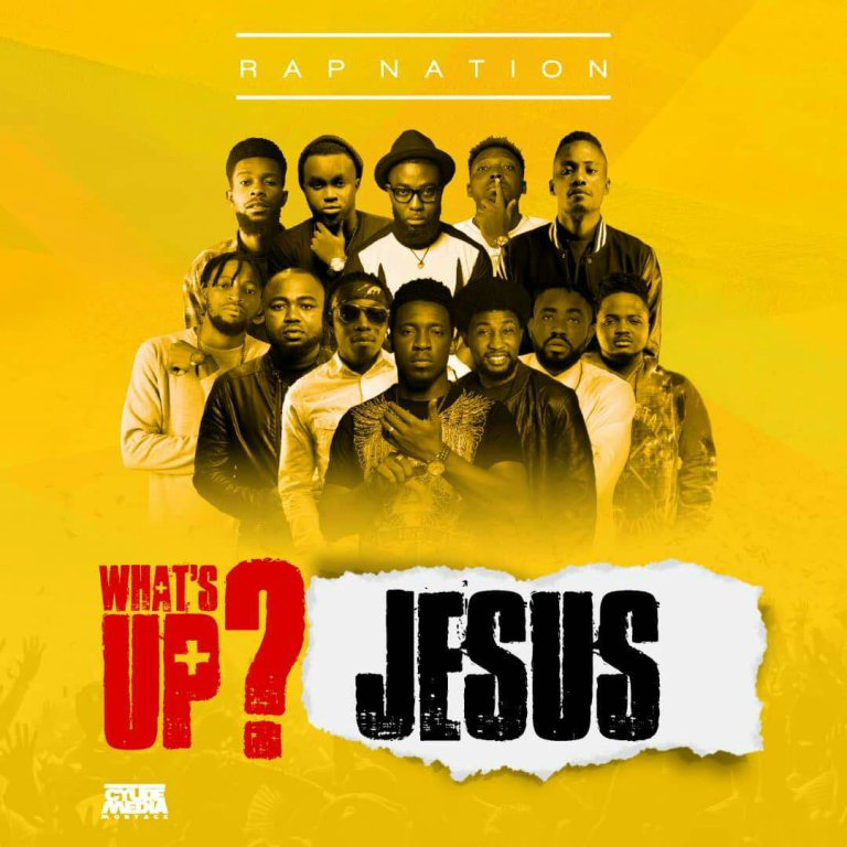 Rap Nation What's Up? Jesus! Mp3 Download