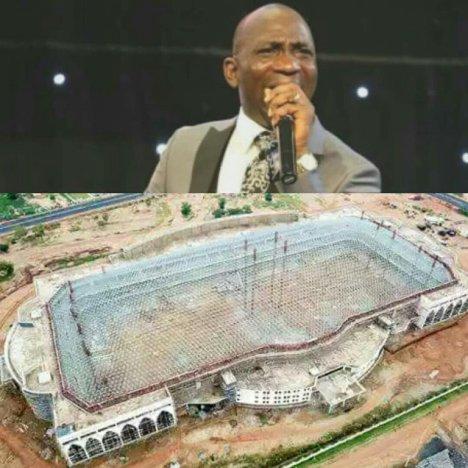 World Biggest Church Auditorium built in Nigeria