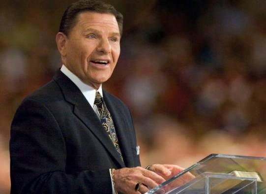 Kenneth Copeland - Take The First Step