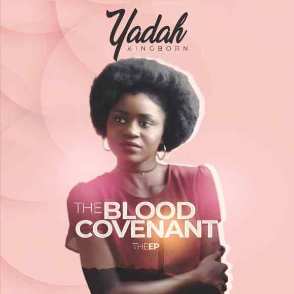 "Yadah Reveals "" The Blood Covenant "" Album Cover/Tracklist"