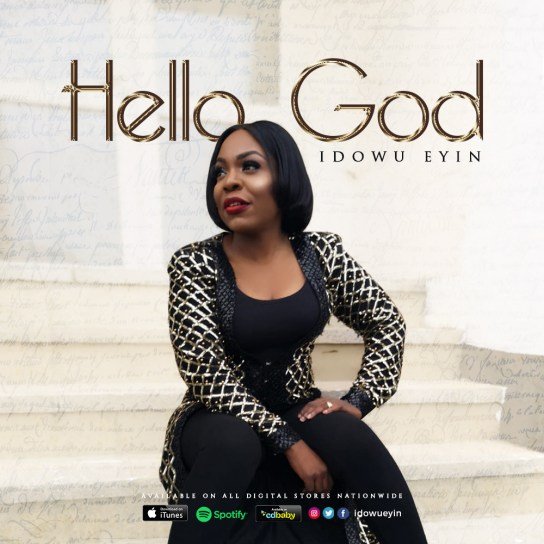 Idowu Eyin - Hello God Mp3 Download