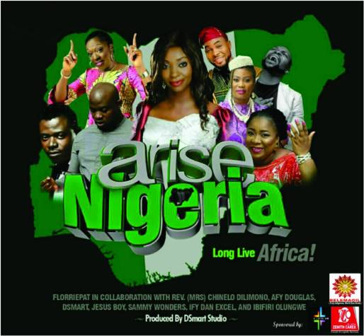 Florriepat - Arise Nigeria Mp3 Download