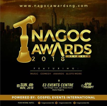 NAGOC Music Awards 2018 Unveiled