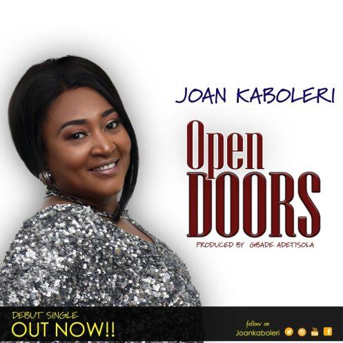 Joan Kaboleri - Open Doors Mp3 Download