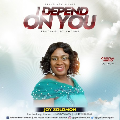 Solomon - I Depend On You Mp3 Download