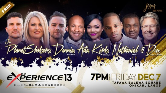 The Experience Lagos 2018 full video download