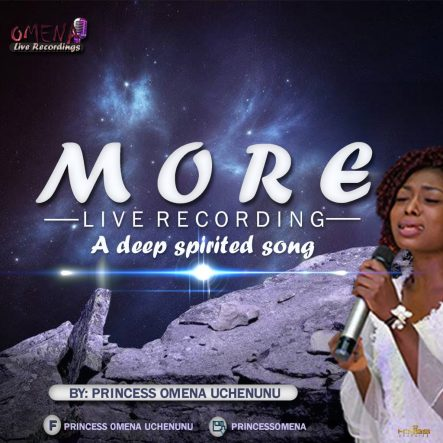 Princess Omena Uchenunu - More Mp3 Download