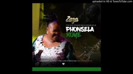 Zaza – Phonsela Kuye Free Mp3 Download